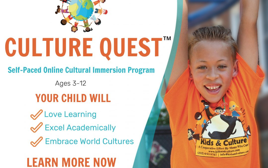 Culture is Key: Self-Paced Course For Children