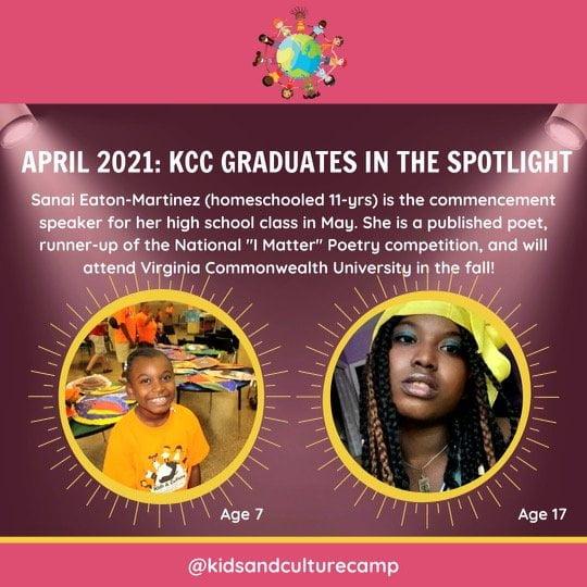 April 2021 Graduates in the Spotlight